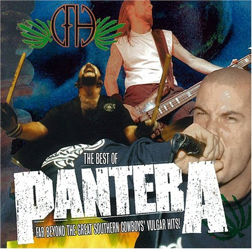 Pantera Best Of Far Beyond The Great Import Jpn Lmtded.