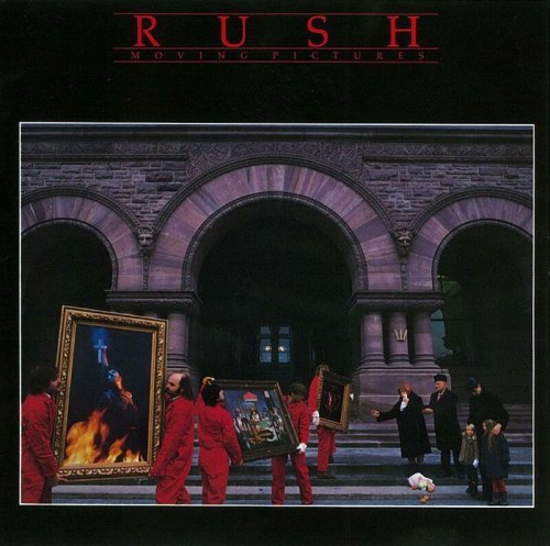 Rush Moving Pictures Import Jpn Shm CD