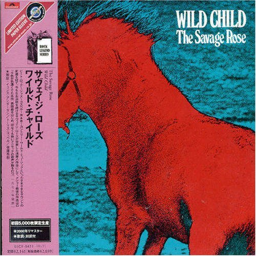 Savage Rose Wild Child Import Jpn Lmtd Ed. Paper Sleeve