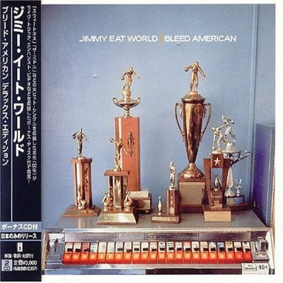 Jimmy Eat World Bleed American Import Jpn Incl. Bonus CD