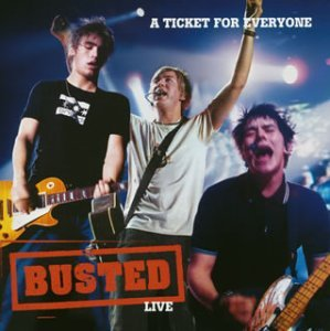 Busted Live A Ticket For Everyone Import Jpn Paper Sleeve