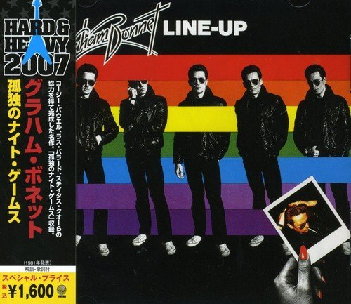 Graham Bonnet Line Up Import Jpn