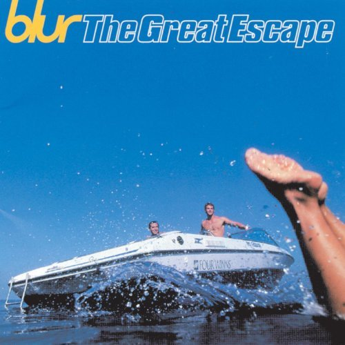 Blur Great Escape (mini Lp Sleeve) Import Gbr Paper Sleeve