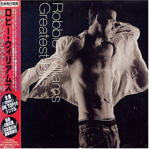Robbie Williams Greatest Hits Import Jpn Japan Version