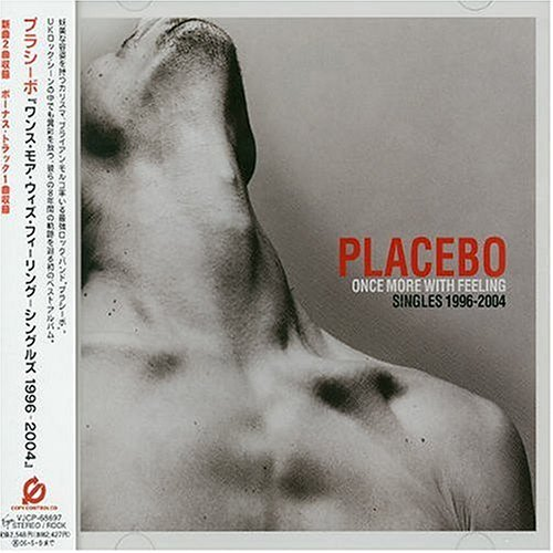 Placebo Once More With Feelings Single Import Jpn Incl. Bonus Track