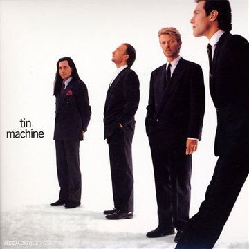 David (tin Machine) Bowie Tin Machine (mini Lp Sleeve) Import Eu Lmtd Ed. Paper Sleeve