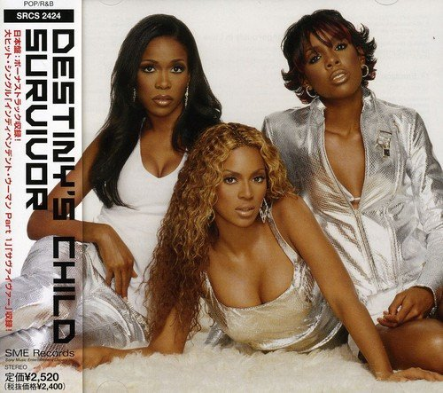 Destiny's Child Survivor Import Jpn Incl. Bonus Tracks