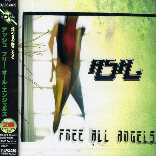 Ash Free All Angels Import Jpn Incl. Bonus Tracks