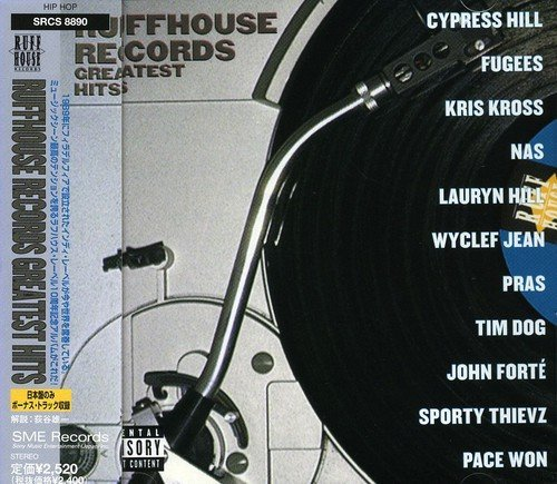 Ruffhouse Records Greatest Hit Ruffhouse Records Greatest Hit Import Jpn