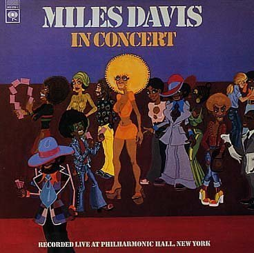 Miles Davis In Concert Live At Philharmon Import Jpn Remastered