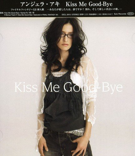 Angela Aki Kiss Me Good Bye Import Jpn