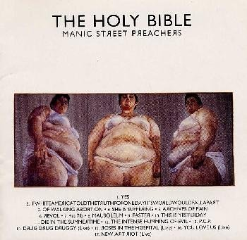 Manic Street Preachers Holy Bible Import Jpn Incl. Bonus Tracks