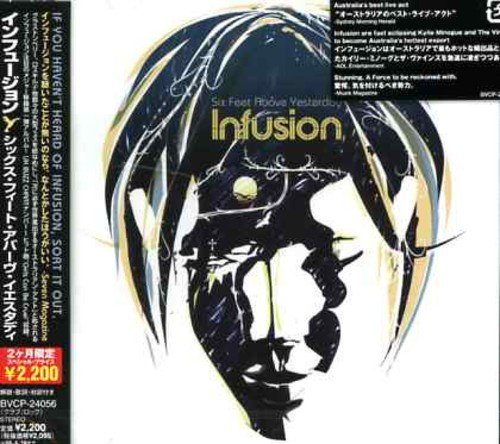 Infusion 6 Feet Above Yesterday Import Jpn Incl. Bonus Track