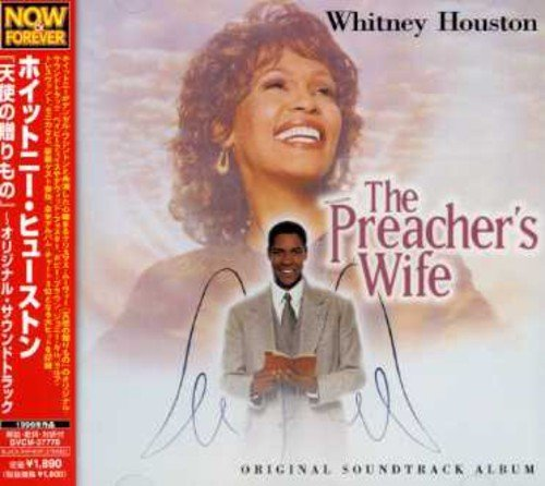 Preacher's Wife Houston Whitney Import Jpn Soundtrack