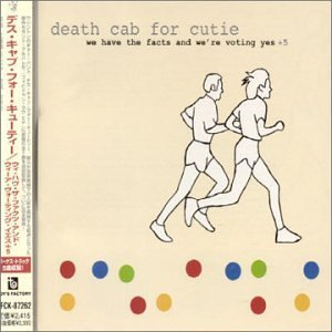 Death Cab For Cutie We Have The Facts... Import Jpn Incl. Bonus Tracks