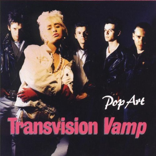 Transvision Vamp Pop Art Import Deu