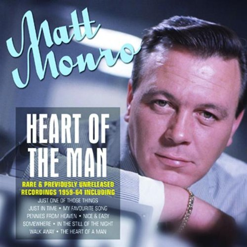 Matt Monro Heart Of The Man Import Gbr
