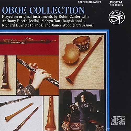 Robin Canter Oboe Collection