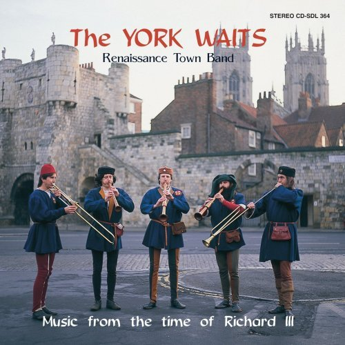 York Waits Music From Richard Iii