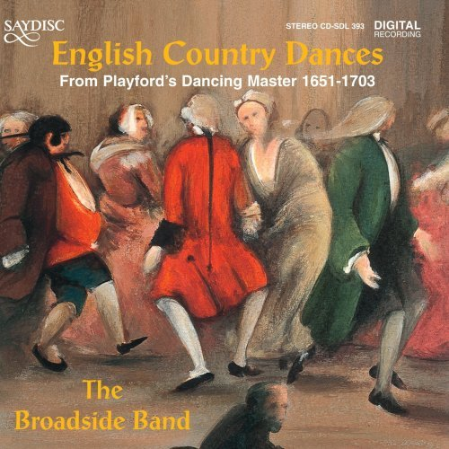Broadside Band English Country Dances