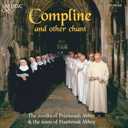 Monks Of Prinknash Abbey Compline & Other Chant