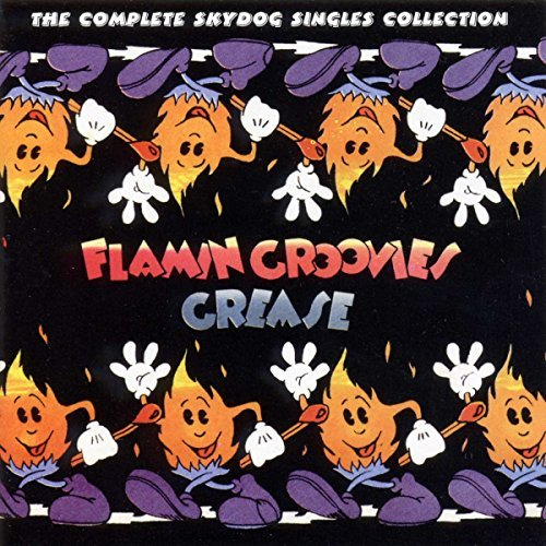 Flamin' Groovies Grease Import Gbr