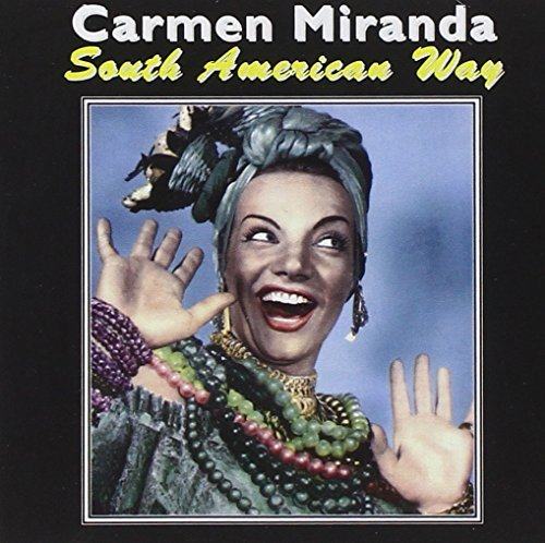 Miranda Carmen South American Way Import Gbr