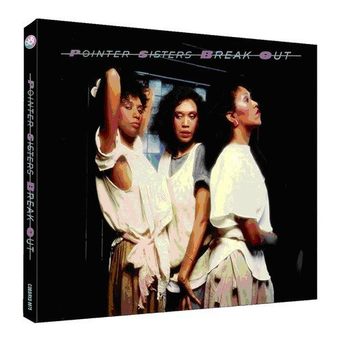 Pointer Sisters Break Out Deluxe Expanded Edi Import Gbr 2 CD