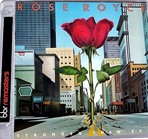 Rose Royce Stronger Than Ever Import Gbr