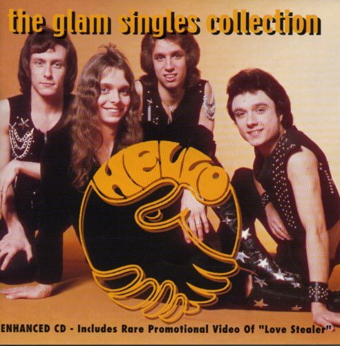 Hello Glam Rock Singles Collection