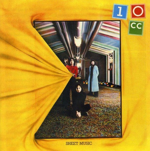 10cc Sheet Music Import Gbr
