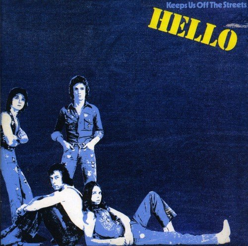 Hello Keeps Us Off The Streets Import Gbr