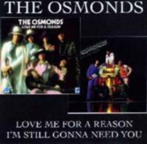 Osmonds Love Me For A Reason Im Still Import Gbr