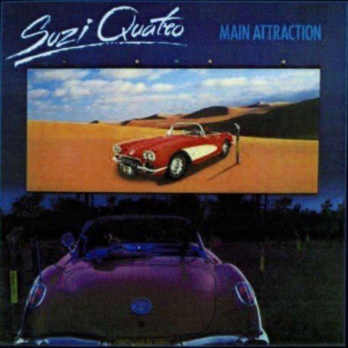 Suzi Quatro Main Attraction Import Gbr