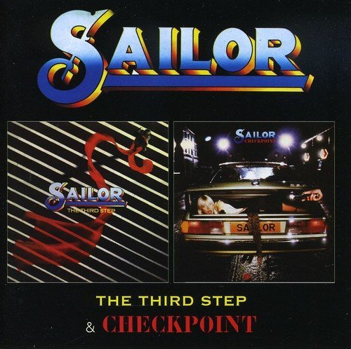 Sailor Third Step Checkpoint Import Gbr 2 Lp On 1 CD