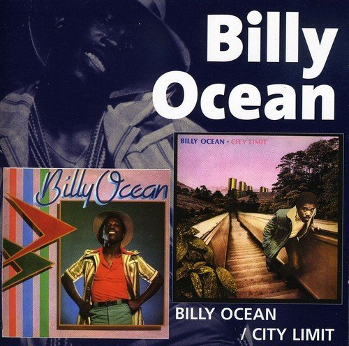 Ocean Bill Billy Ocean City Limit Import Gbr 2 CD Set