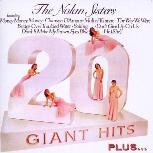 Nolan Sisters 20 Giant Hits Plus Target Reco Import Gbr 2 CD Set
