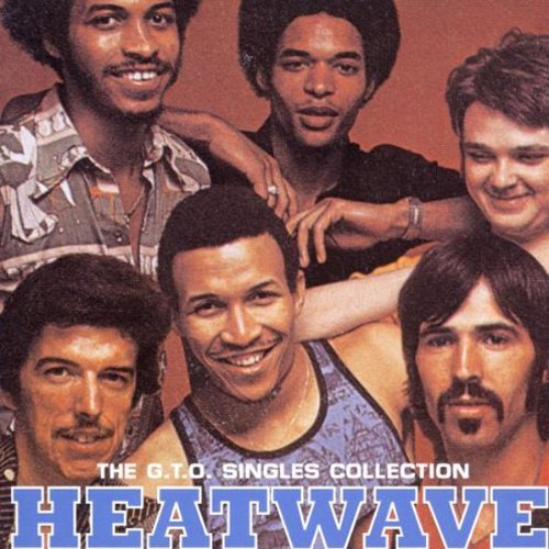 Heatwave G.T.O. Singles Collection Import Gbr 2cd