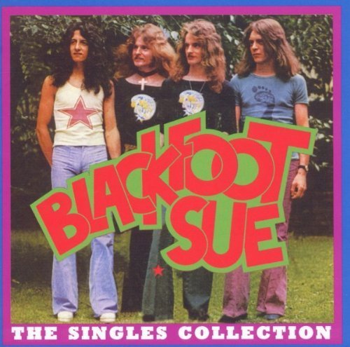 Blackfoot Sue Singles Collection Import Gbr