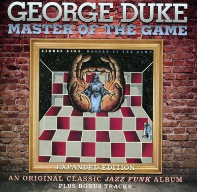 George Duke Master Of The Game Expanded E Import Gbr
