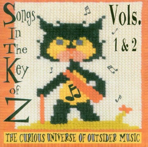 Songs In The Key Of Z Vol. 1 2 Songs In The Key Of Z Import Gbr 2 CD Set