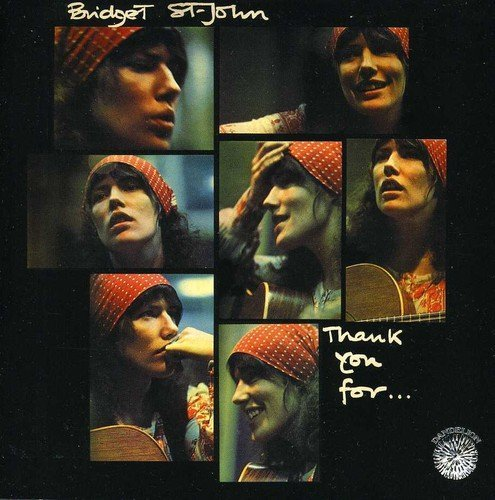 Bridget St. John Thank You For Import Gbr Incl. Bonus Tracks