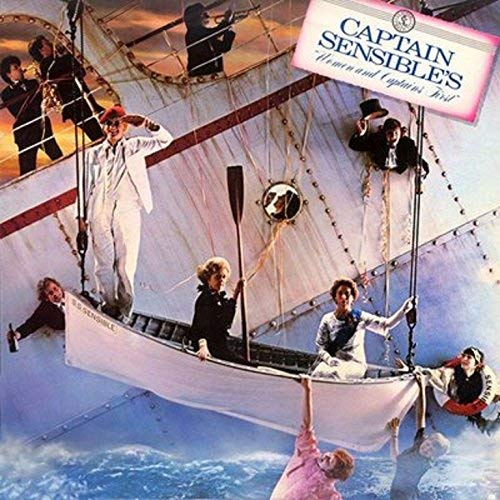 Captain Sensible Women & Captains First