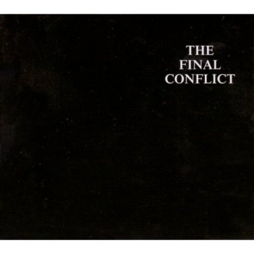 Conflict Final Conflict Incl. Bonus Tracks