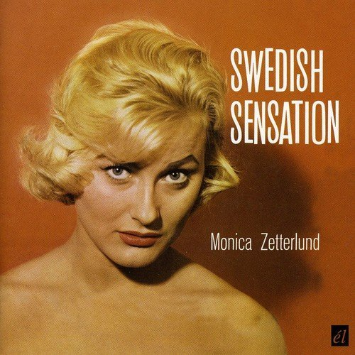 Monica Zetterlund Swedish Sensation Import Gbr