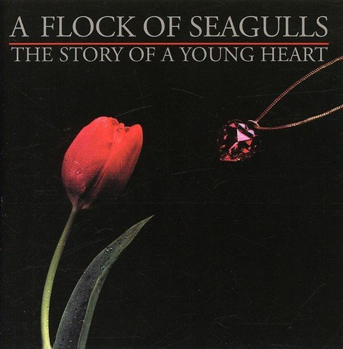 Flock Of Seagulls Story Of A Young Heart Import Gbr