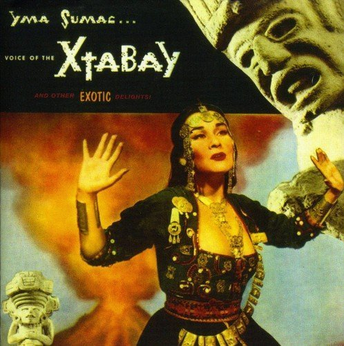 Yma Sumac Voice Of Xtabay Import