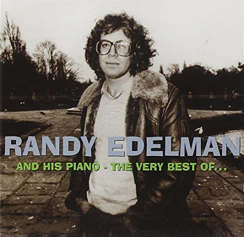 Edelman Randy & His Piano Very Best Of Randy Edelman Import
