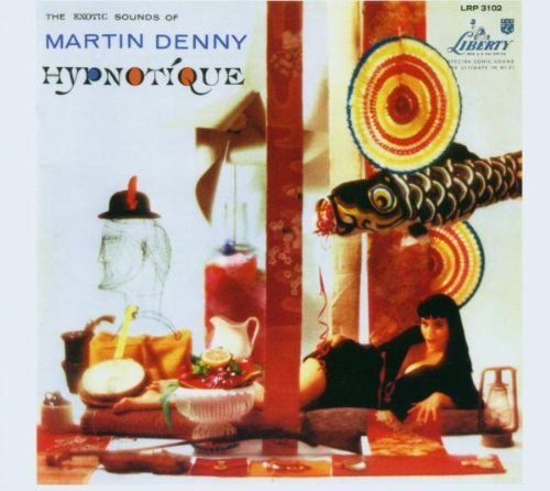Denny Martin Hypnotique Import Gbr Digipak
