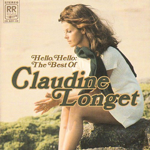 Claudine Longet Hello Hello Best Of Import Gbr
